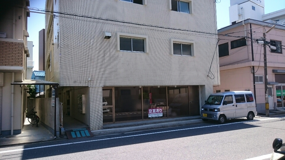 広島市西区中広町二丁目(BELLO中広1階事務所・地下倉庫)
